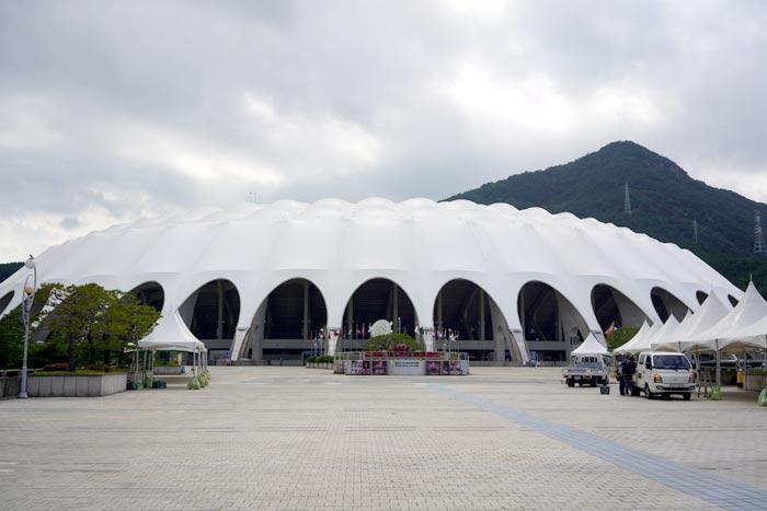釜山アジアード主競技場