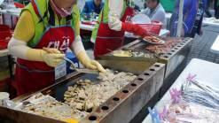 釜山チャガルチ祭り