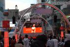 南浦洞BIFF広場の舞台挨拶