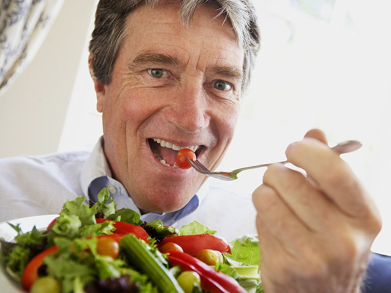 Healthy Food Plans Tips For Men Over 40