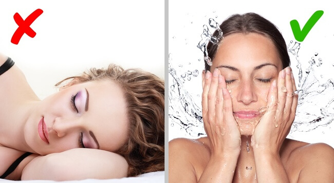 Not starting your routine with cleansing - tabib.pk