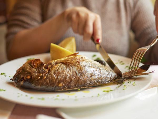Eat Fish - Tabib.pk