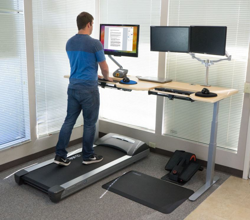 Pedal Pushing or Desk Treadmilling - tabib.pk