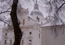 Die ehemalige Jesuitenkirche Farnyi
