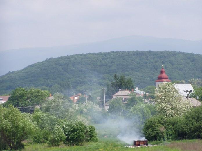 Im äussersten Nordosten der Slowakei