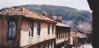 Innenstadt von Trabzon. Es gibt auch modernere Stadtteile!