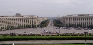 Ceauşescu's Vorstellung einer idealen Stadt