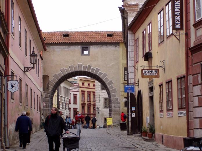Historische Strassenzüge ausserhalb der Altstadt