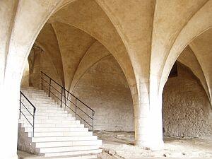 In der hochgotischen Fonleichnamskapelle