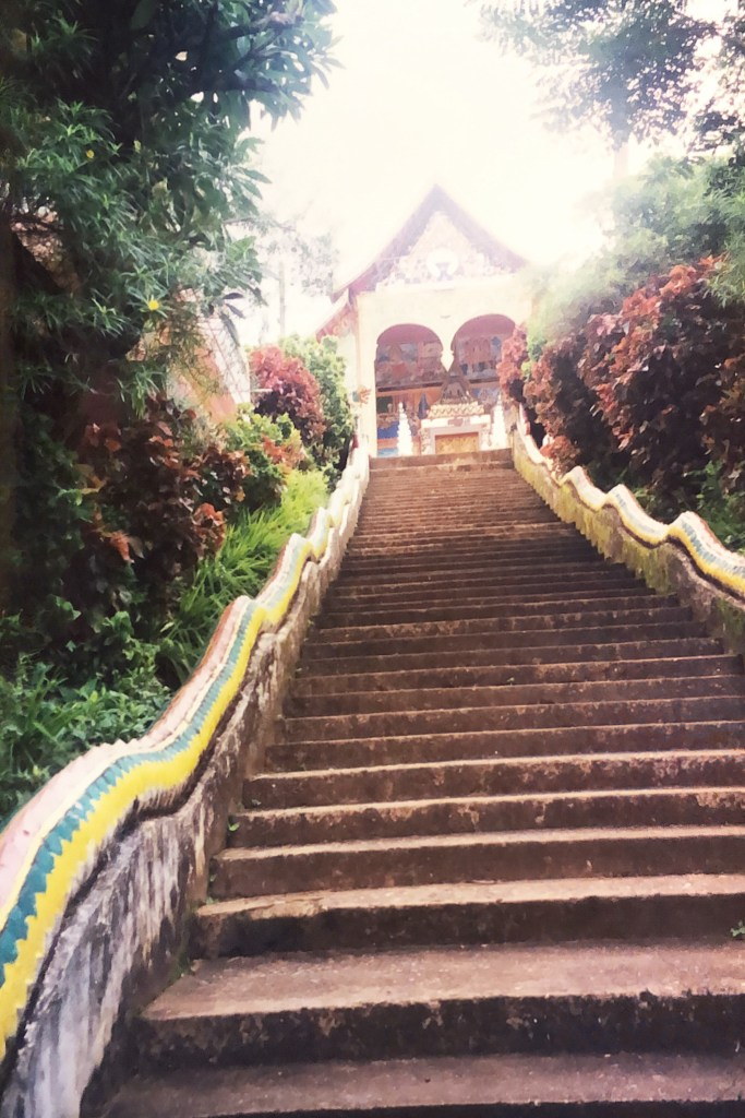 Tempel Vat Chom Khao Manilat in Huay Xai