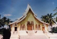 Luang Prabang: Ein Gebäude des Königspalastes