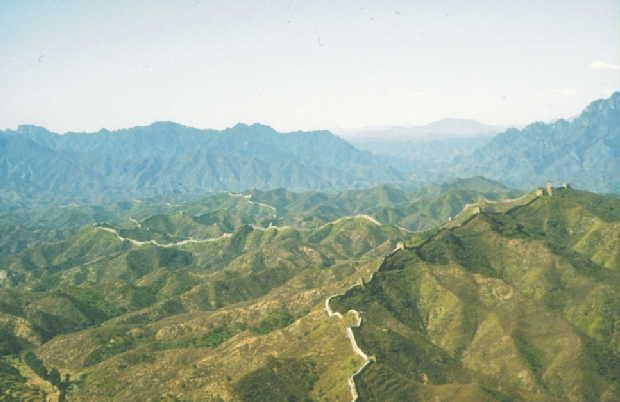 Grosse Chinesische Mauer: Der grosse Drache