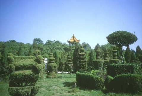 Kaifeng: Im Longting-Park