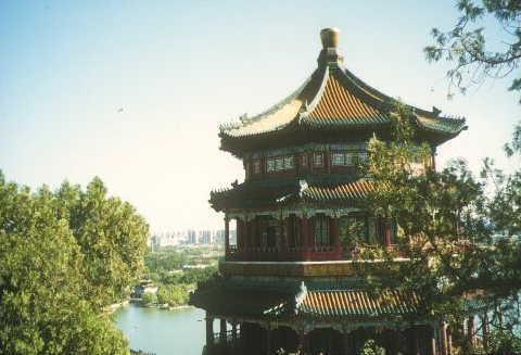 Peking: Sommerpalast