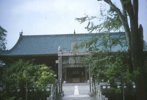 Xian: Die Qingzhen-Moschee