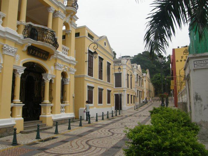 Wunderschöne Strassenzüge rund um die Lazaro-Kirche