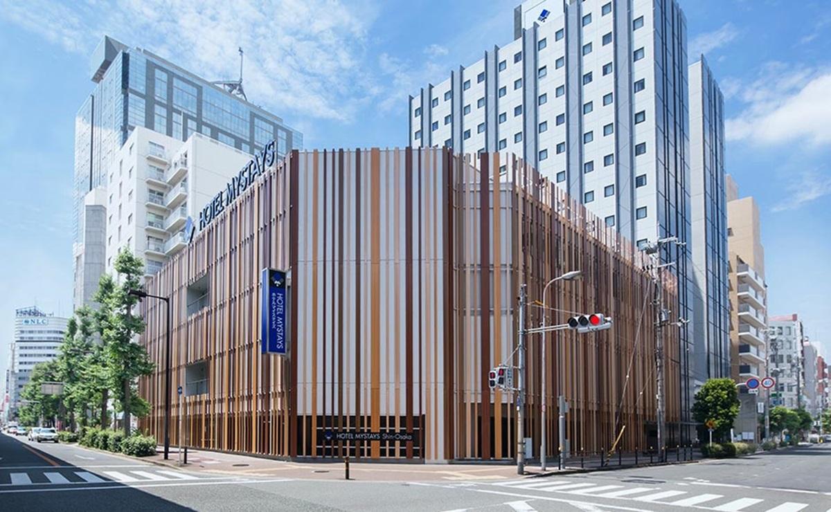 ホテルマイステイズ新大阪コンファレンスセンター 写真1