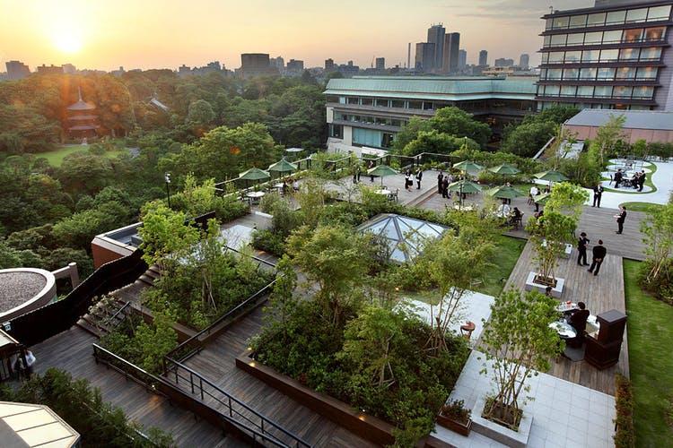 ホテル椿山荘東京  東京の中心にあるオアシス! 写真1