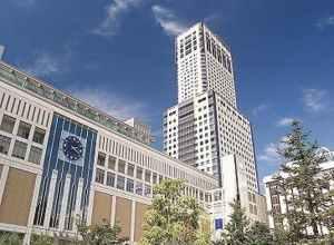 JRタワーホテル日航札幌   天空に浮かぶ天然温泉! 写真