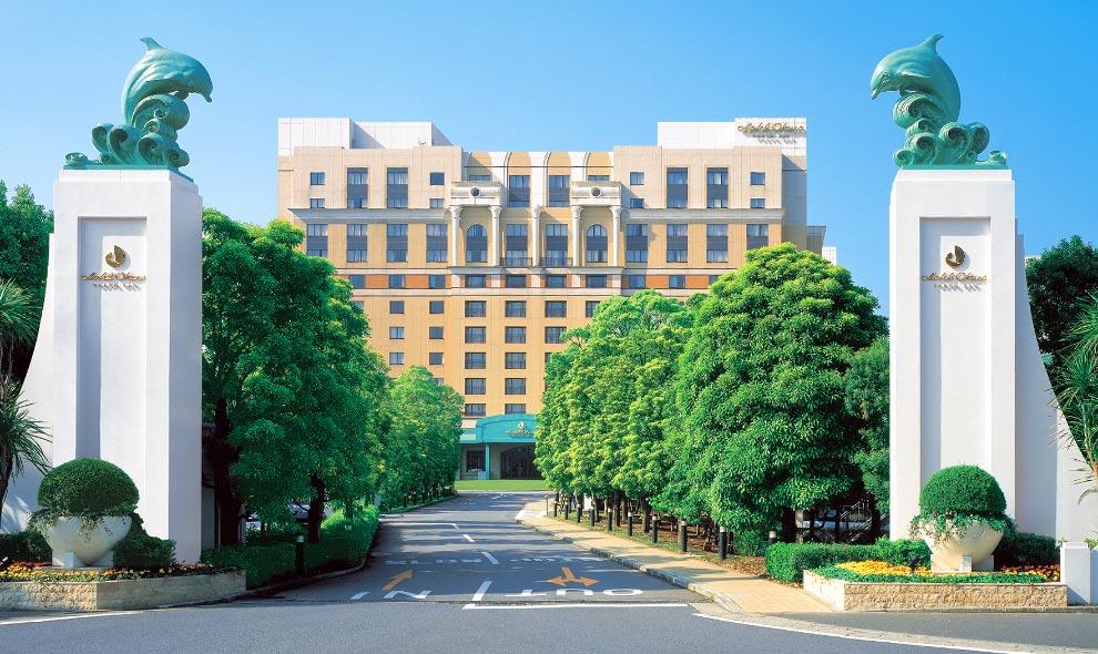 ホテルオークラ東京ベイ 写真1