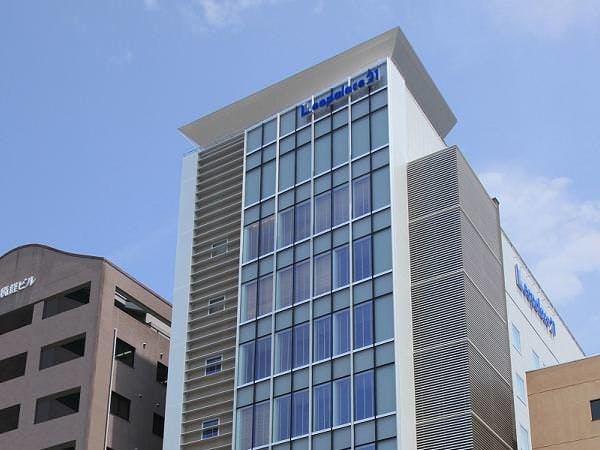 ホテルレオパレス仙台 写真1