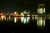 松江市夜景