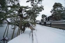 松江塩見縄手雪
