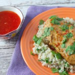 Coconut-Lime Sweet Chili Chicken