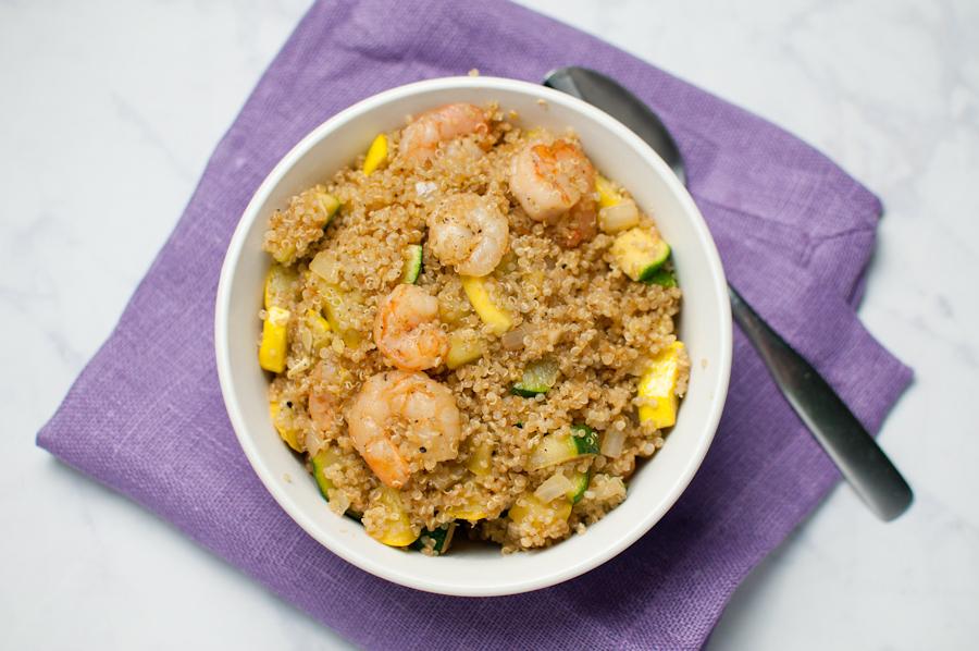 shrimp-fried-quinoa-3