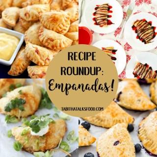 Recipe Roundup: Empanadas Style!