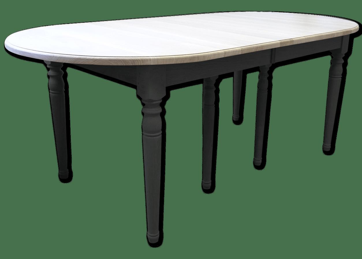 nos tables a allonges en bois massif table a allonges authentique chic bois de chene massif