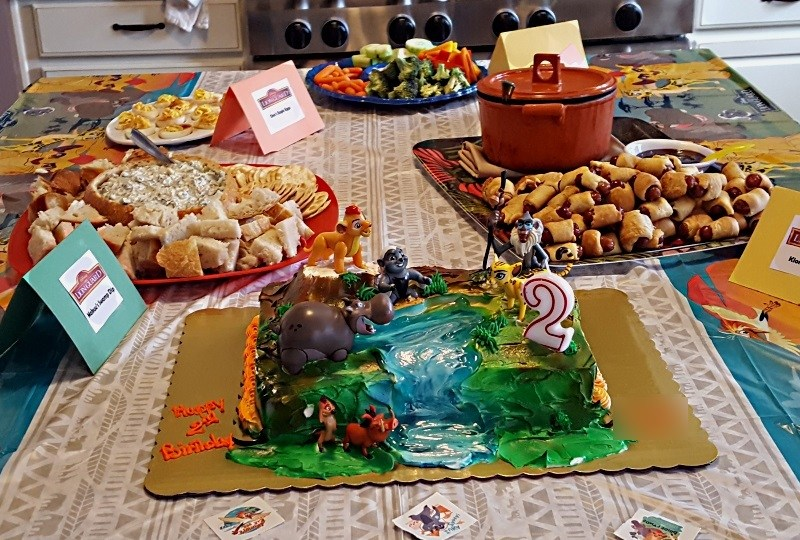 Lion Guard Birthday Party Ideas Table And A Chair It looks like season 3 will be the final season of 'the lion guard'. lion guard birthday party ideas table
