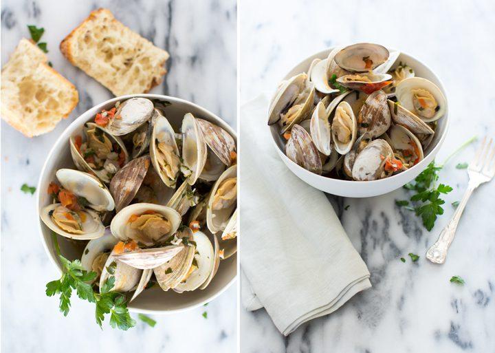clams2tableanddish