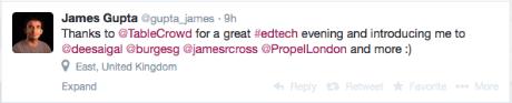 EdTech Tweet 1