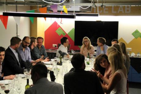 EventTech Dinner 11