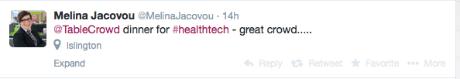 HealthTech Tweet 10