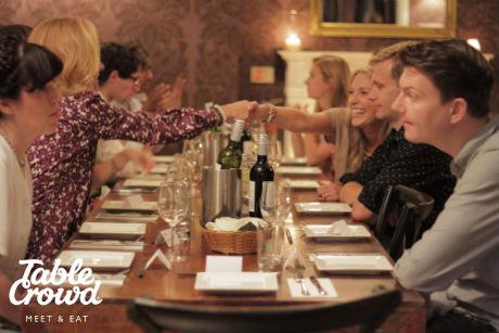 Investor meeting dinner-blog