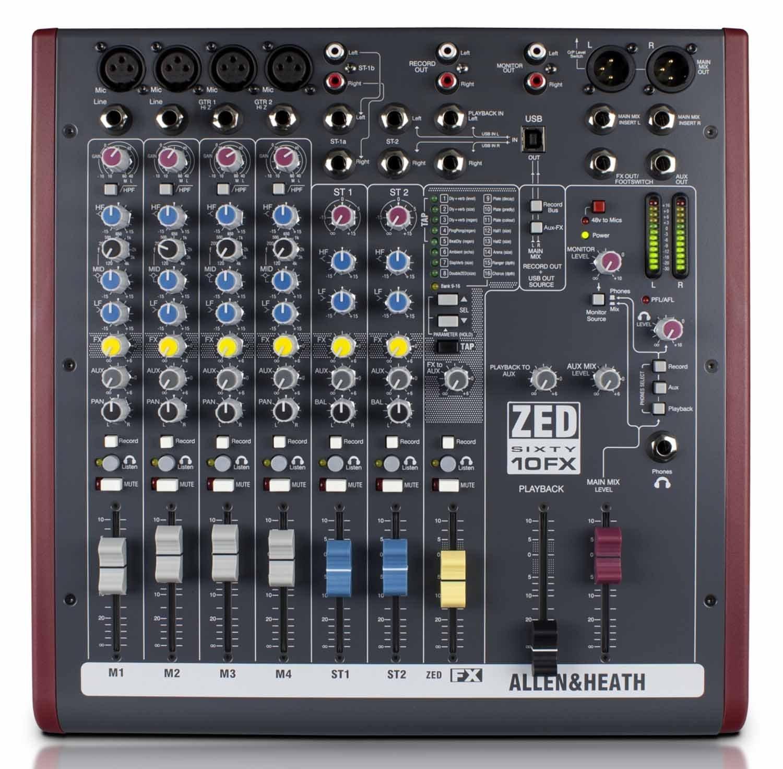 table de mixage comparatif 2021 des
