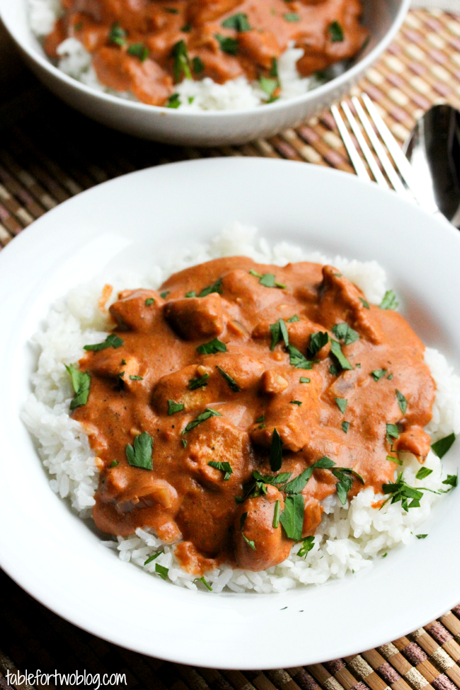 Slow Cooker Chicken Recipes, chicken tikka masala