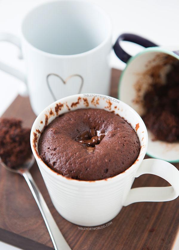 Image result for chocolate mug cake
