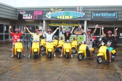 Cairns Scooter Amp Bicycle Hire Atherton Tablelands