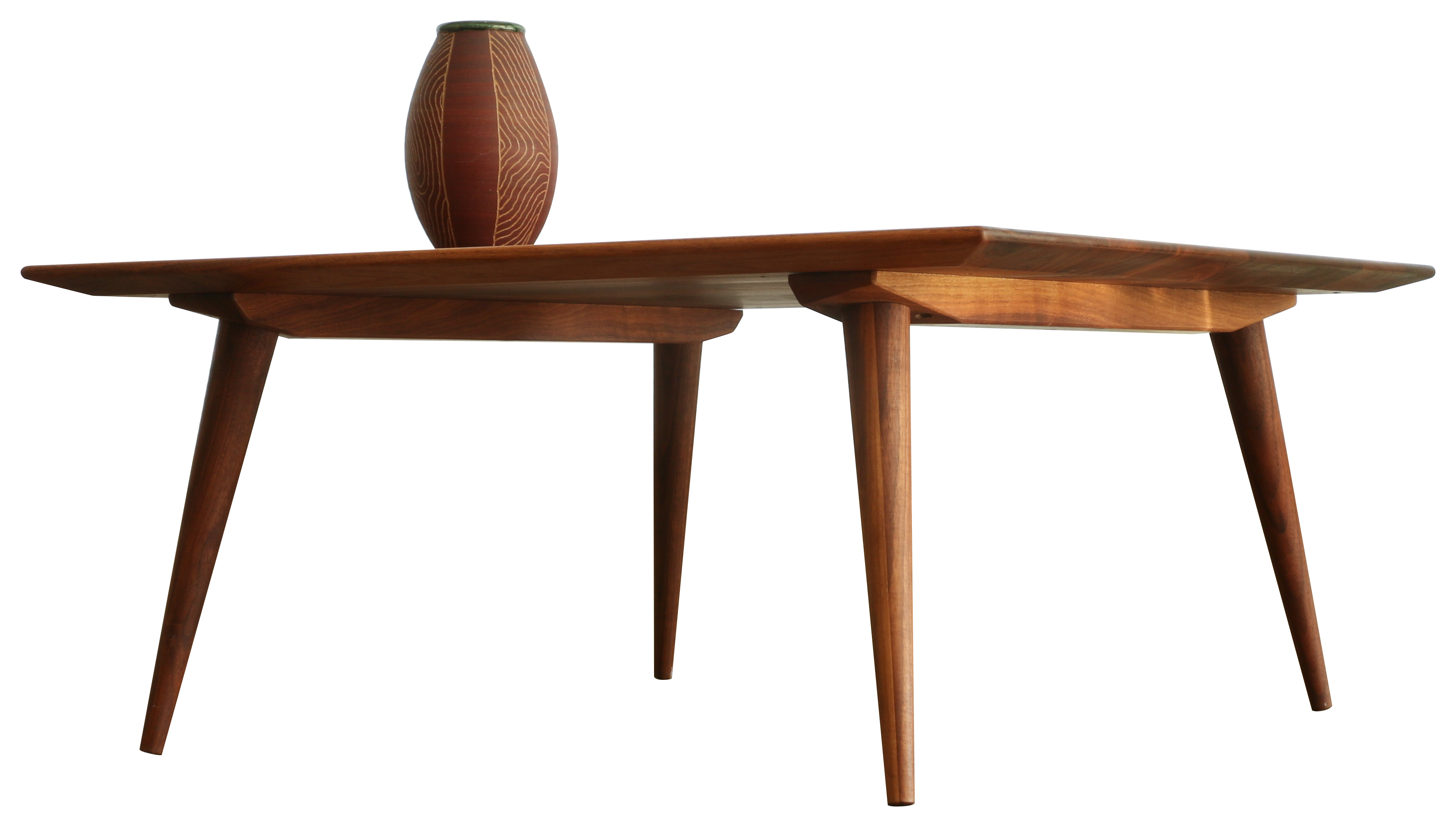 mid century modern table making made