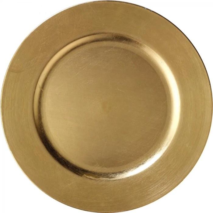 gouden onderbord huren