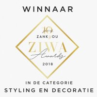 winnaar award ziwa styling