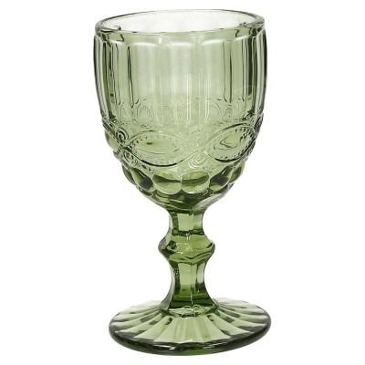 wijnglas groen huren