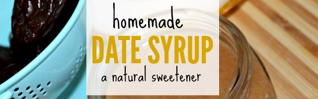 Homemade Natural Sweetener