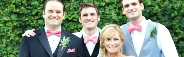 Sneak Peek of the Wedding of Trevor & Rachel!