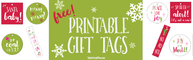 Free Printable Gift Cards, Collection 2