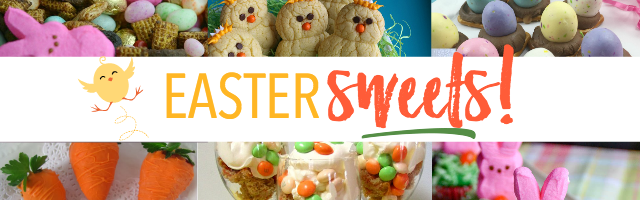 Easter Sweets and Sunday Features {68}
