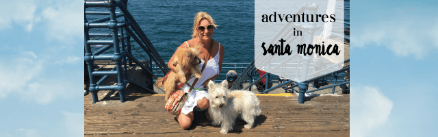 Adventures in Santa Monica | Tabler Party of Two